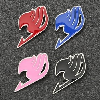 Badge-Broche en métal   Fairy Tail 1