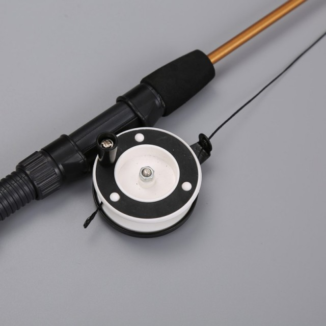 Retractable Fishing Rod Cat Toy 5