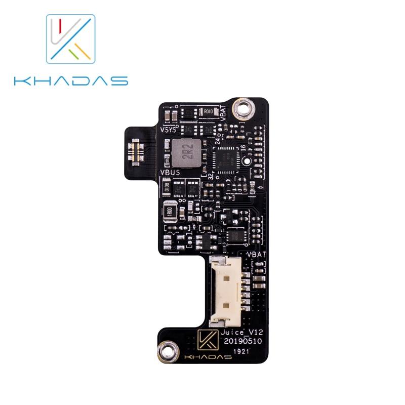 Khadas Juice Module For Edge-V SBC /Li-Po Battery