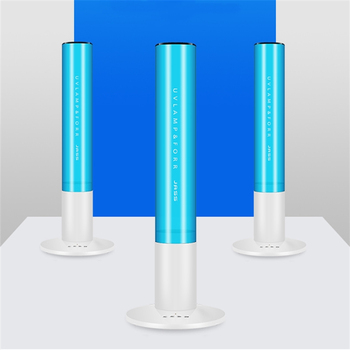 UV Touch Control Sterilization Light with 46W 110V/220V for Famlily and Public Places UV Lamp for Home Office Travel