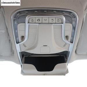 Image 3 - Matte Accessories For Mercedes Benz Vito W447 2014   2019 Car Inner Front Roof Reading Lights Lamps Panel Cover Trim Interior
