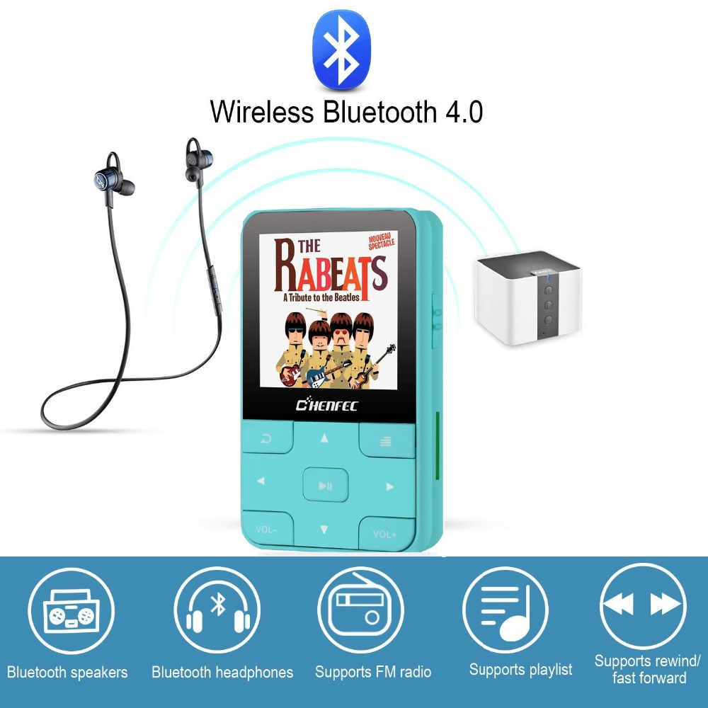 mp4 player touch screen