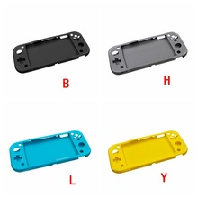 For Switch NS Lite Controller Protection Set Nintendo Console Mini Silicone Case Protector Switch Cover Full