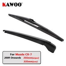Щетка заднего стеклоочистителя автомобиля kawoo щетка для mazda