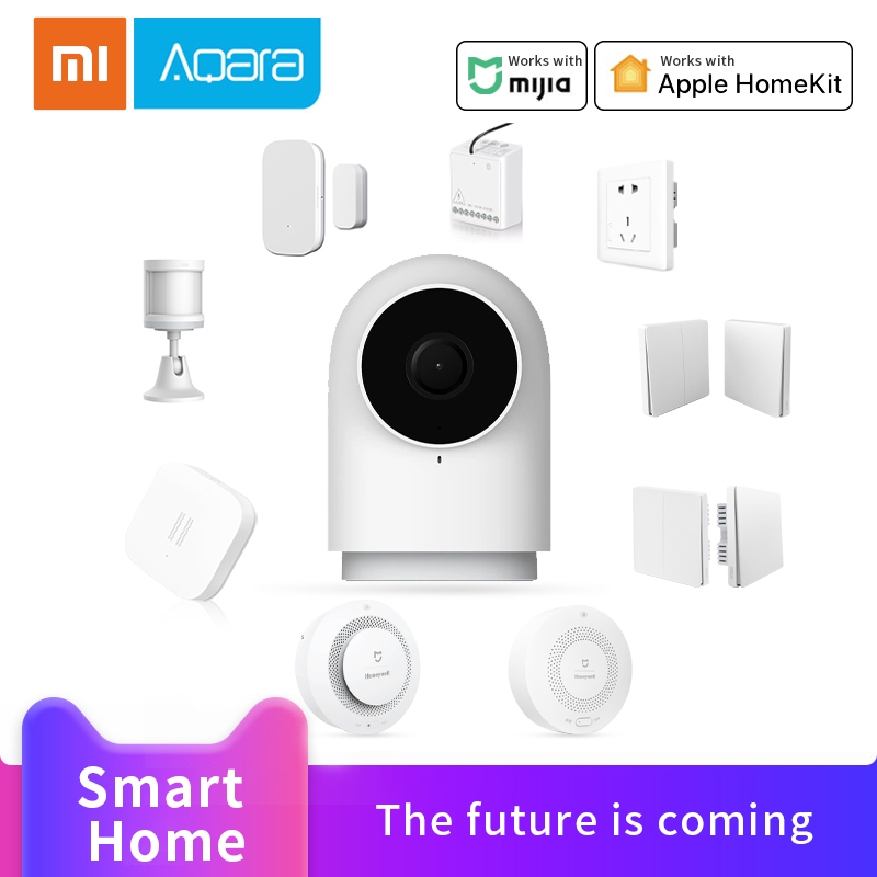 Aqara Smart Camera G2 1080P Gateway Version For Xiaomi Smart Home Devices Work With Mi Door Window Sensor Human Body  Sensor