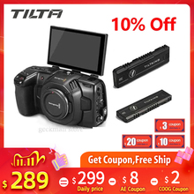 Original TILTA Flipscreen  flip screen for BMPCC 4K 6K Blackmagic Camera M.2 SSD video guide Tiltaing GROUNDBREAKING Flip Up