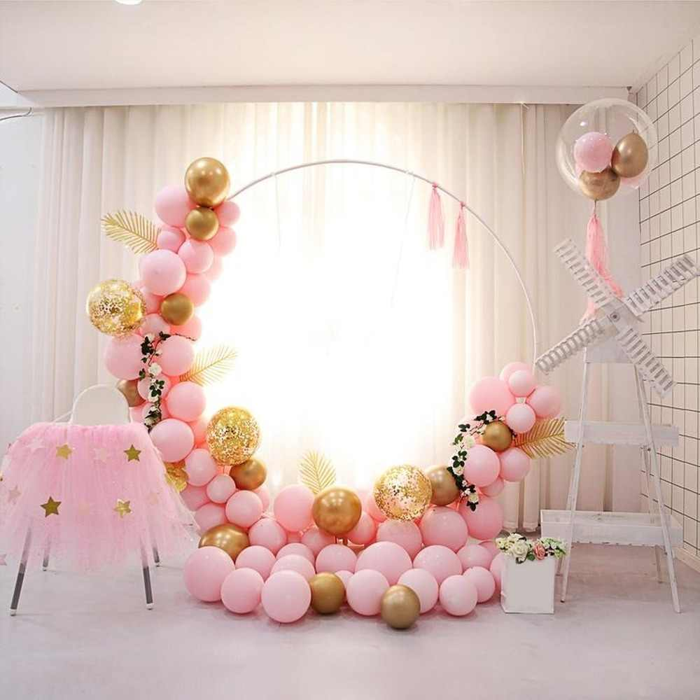 119 pcs Pastel Balloon Garland Arch Kit Latex Balloon Party Decoration Deco for Wedding Birthday Baby Shower Supplies