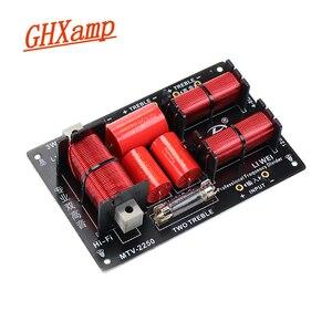 Image 1 - 400 واط كروس الصوت المزدوج ثلاثة أضعاف مكبر الصوت مقسم 3 طريقة KTV مكبر الصوت 4 8 أوم 2800 هرتز 1 قطعة