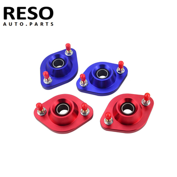 RESO- Shock TOP Mount Set Pillow Ball Rear Upper Camber Plates For BMW E30 Z3 E36 E46 Z3 image