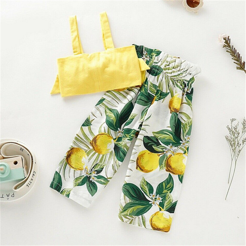2020-Summer-2pcs-Newborn-Toddler-Infant-Baby-Girl-Clothes-children outfits(2)