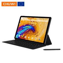 CHUWI Hi9 artı 10.8 inç 2560*1600 ekran MTK6797 X27 Deca çekirdek 4GB 128GB Android 8.0 tablet çift Wifi çift kamera 7000mAh