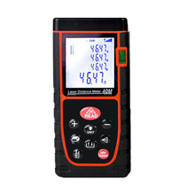 Laser Range Finder 100m 80m 60m 40m Digital Horizontal To Build Measuring Equipment Ruler