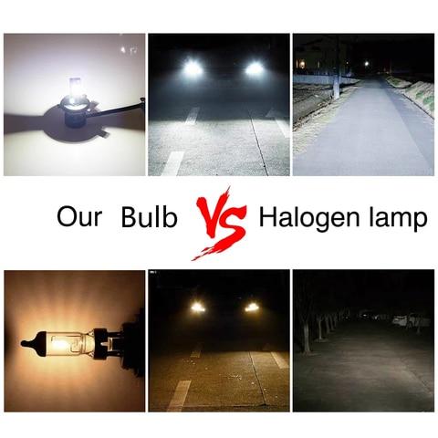h11 lampadas led para lampadas de farol