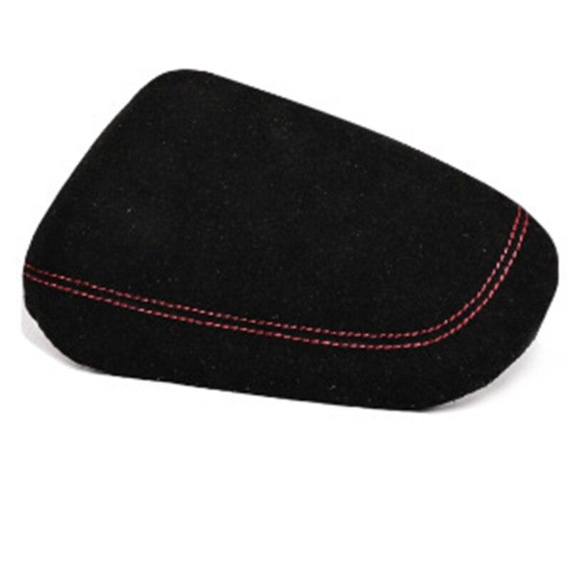 Interior Leather Leg Cushion Knee Pad Thigh Support Car Styling For BMW E46 E39 E60 E90 E36 F30 F10 X5