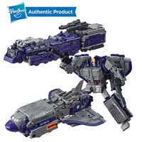 Hasbro Transformers Spielzeug Generationen Krieg für Cybertron Siege Führer Klasse WFC-S51 Astrotrain Triple Changer Action Figur