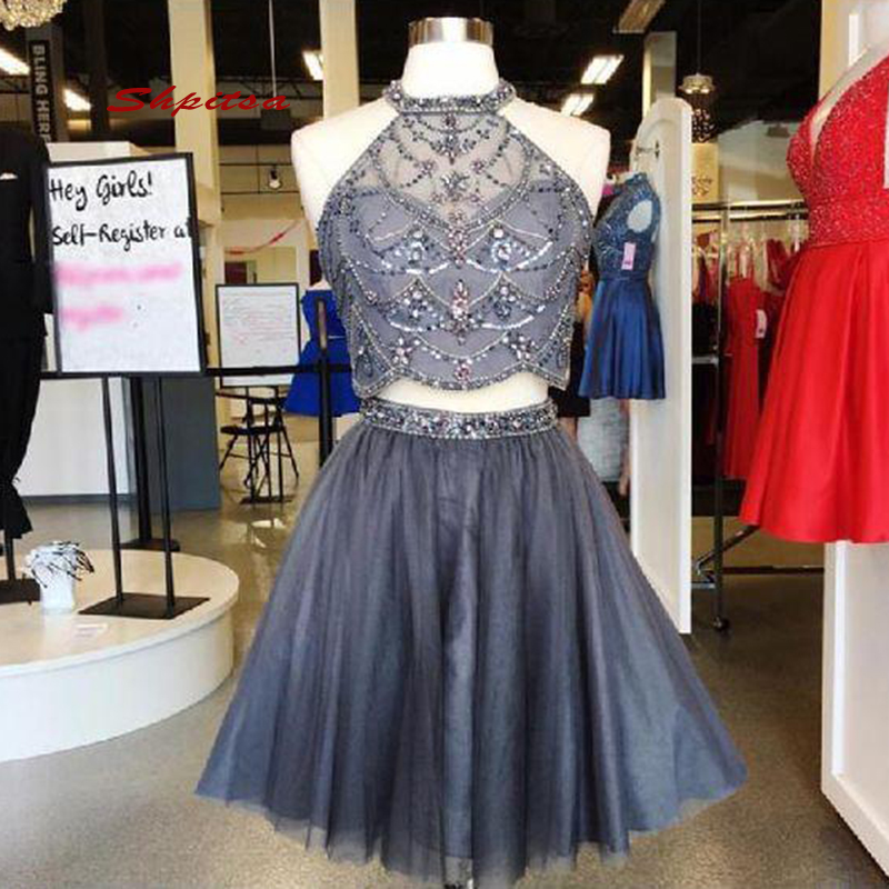Little Short Homecoming Dresses Two