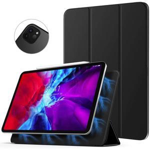 Image 2 - Dành Cho iPad Pro 11 Ốp Lưng 2020 Cho iPad Pro 12.9 2020 2018 Không Khí 4 10.9 Funda Từ Bao Da Thông Minh dành Cho iPad Pro 2020 Ốp Lưng Coque