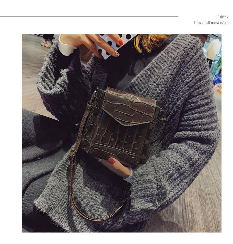 high quality bags bag women shoulder crossbody pu leather women`s handbags (19)