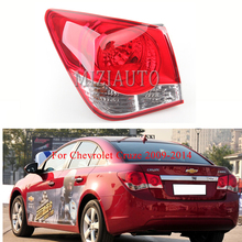 For Chevrolet Cruze 2009-2014 outer side tail light turn signal taillights assembly Rear Brake Light Tail Stop Lamp