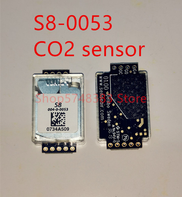 New And Original SenseAir S8 004-0-0053 S8-0053 Infrared CO2 Carbon Dioxide Sensor S8 0053