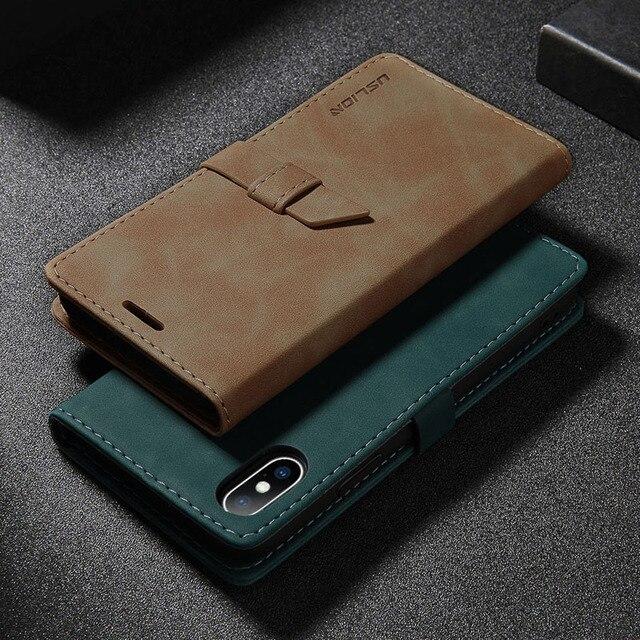 Porte Monnaie De Marque En Cuir Pour Iphone 3