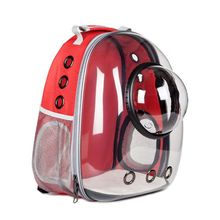 8 Color Pet Dog Cat Puppy Astronaut Backpack Space Capsule Breathable Outdoor Travel Carrier Bag 517D