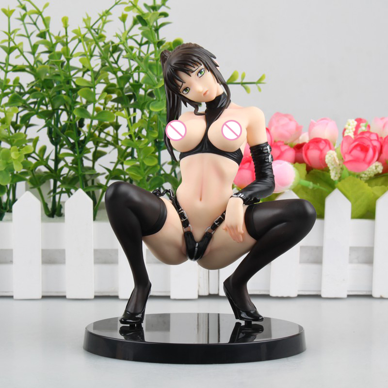 Daiki 15cm Bible Black Imari Kurumi Miyazawa Sexy Girls Action Figure Japanese Anime PVC Adult Action Figures Toys Anime Figures