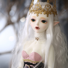 Fairyland ألعاب أطفال دمى للبنات, موديل Minifee BJD خيار 1/4 مجموعة كاملة دمى عارية مع جميع تجهيزاتها مجموعة بناتي