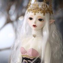 Muñecas Minifee BJD de Fairyland para niños juguete articulado de muñeca desnuda, opción Fullset 1/4, Colección Oueneifs