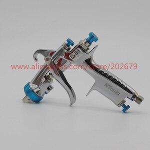 Image 3 - プラスチック/金属カップスプレーガンW 101 空気スプレー手動スプレーガン、 1.0/1.3/1.5/1.8 ミリメートル日本品質、W101 噴霧器エアスプレーガン