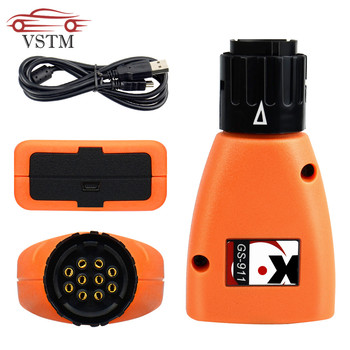 In Stock GS-911 V1006.3 EMERGENCY professional diagnostic tool for BMW GS911 motorcycles image