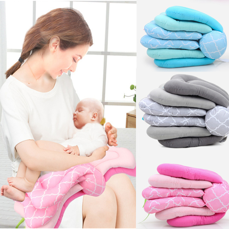 Breastfeeding Baby Nursing Pillows Adjustable Multifunction Cushion Maternity Baby Care Breastfeeding Infant Feeding Pillow