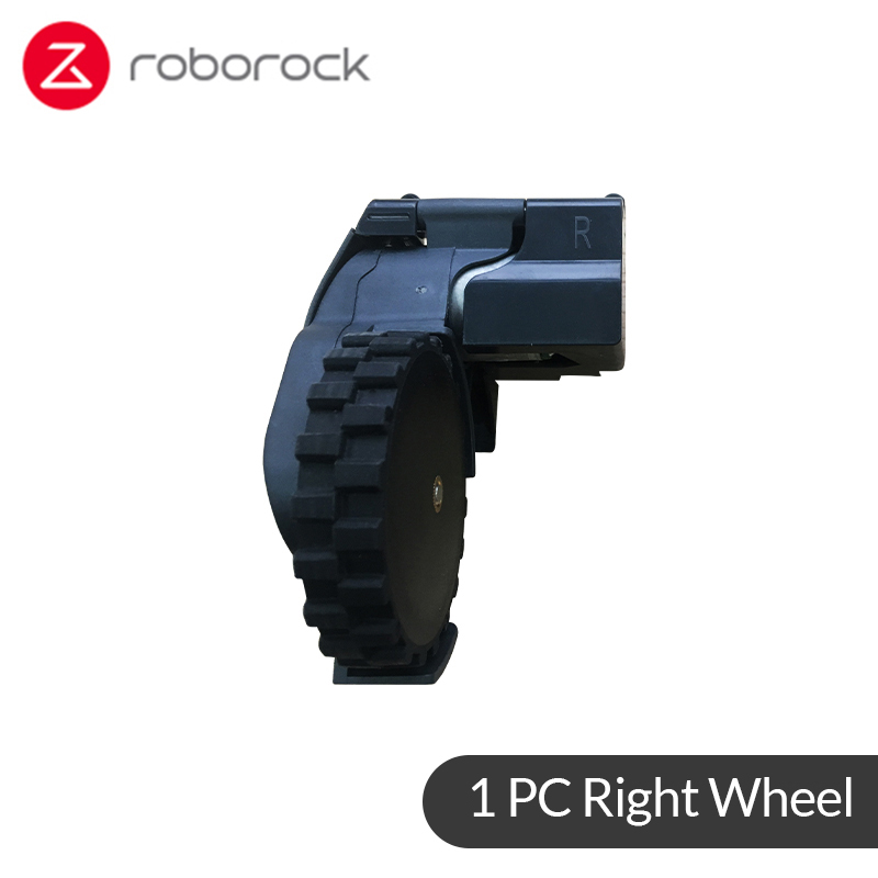 Roborock Vacuum Cleaner 2 S50 Spare Parts For Xiaomi Mi Home Mijia App Smart Cleaning Right Wheel Vacuum Cleaner Parts Home Appliances Aliexpress
