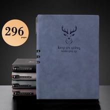 A6/a5/b5 cadernos e diários com marcador agenda bullet agenda 2021 2022 kawaii artigos de papelaria para material escolar de escritório