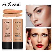 MIXDAIR Liquid Foundation Moisturizing Face Make Up Base BB Cream Whitening Full Coverage Concealer Long Lasting Face Primer(China)