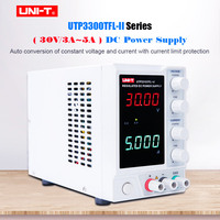 DC Power Supply UTP3313TFL II/3315TFL II 30V3A 30V5A single channel linear DC stabilized power supply volt current dual display