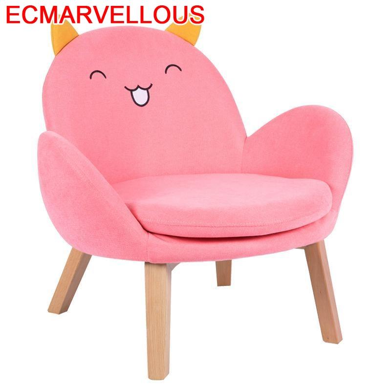 Infantiles Cute Canape Couch Child Prinses Stoel Lazy Bag Kids Chair Dormitorio Infantil Chambre Enfant Baby Children's Sofa
