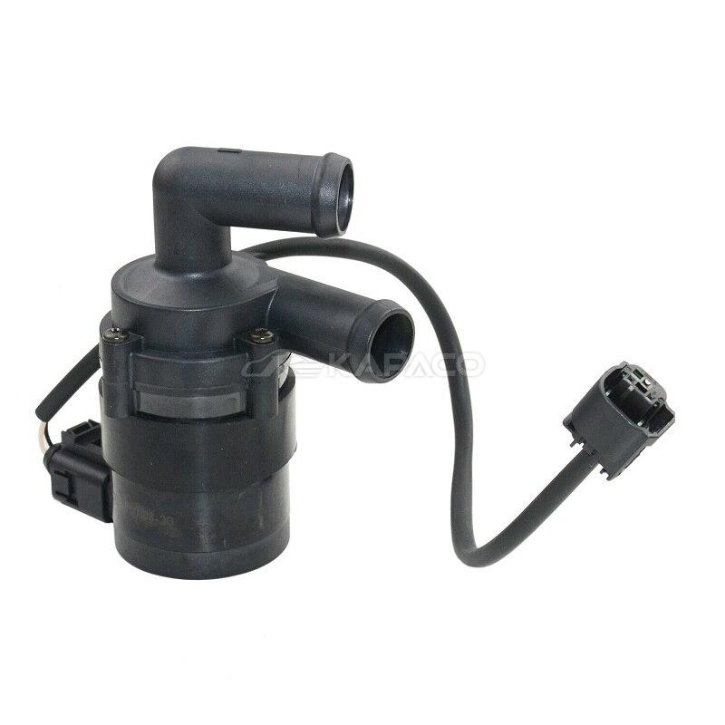 Pompe à eau auxiliaire supplémentaire de refroidissement de moteur 7N0965561 7N0965561B pour AUDI A3 SEAT ALHAMBRA SKODA OCTAVIA