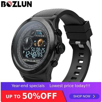 Bozlun Smart Watch Men IP68 Waterproof Activity Tracker Bluetooth Smartwatch Call Reminder Heart Rate Pedometer Swim Watche W31