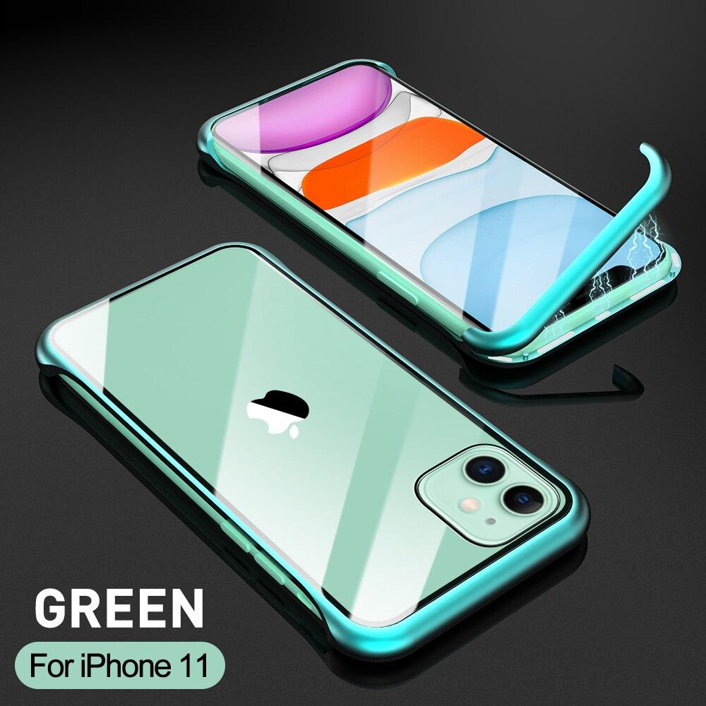 iPhone11抹茶绿
