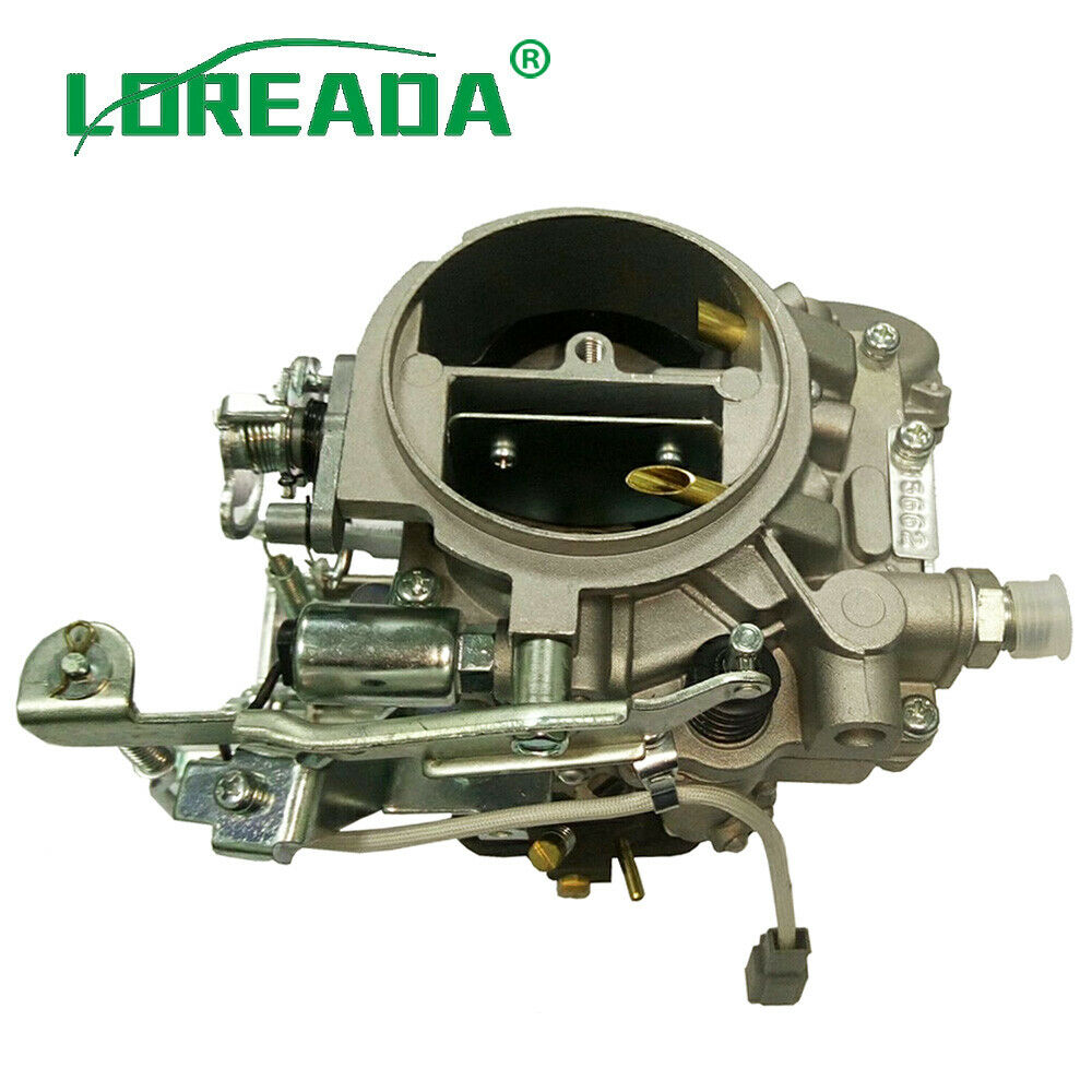 Loreada Carb Carburetor Carburettor Assembly til TOYOTA 2F Engine Land Cruiser 21100-61012 2110061012 H366 HA13 Bil Brændstof carby