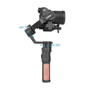 Image 3 - FeiyuTech AK2000S stabilisateur de caméra DSLR cardan vidéo portable adapté pour caméra sans miroir DSLR 2,2 kg de charge utile