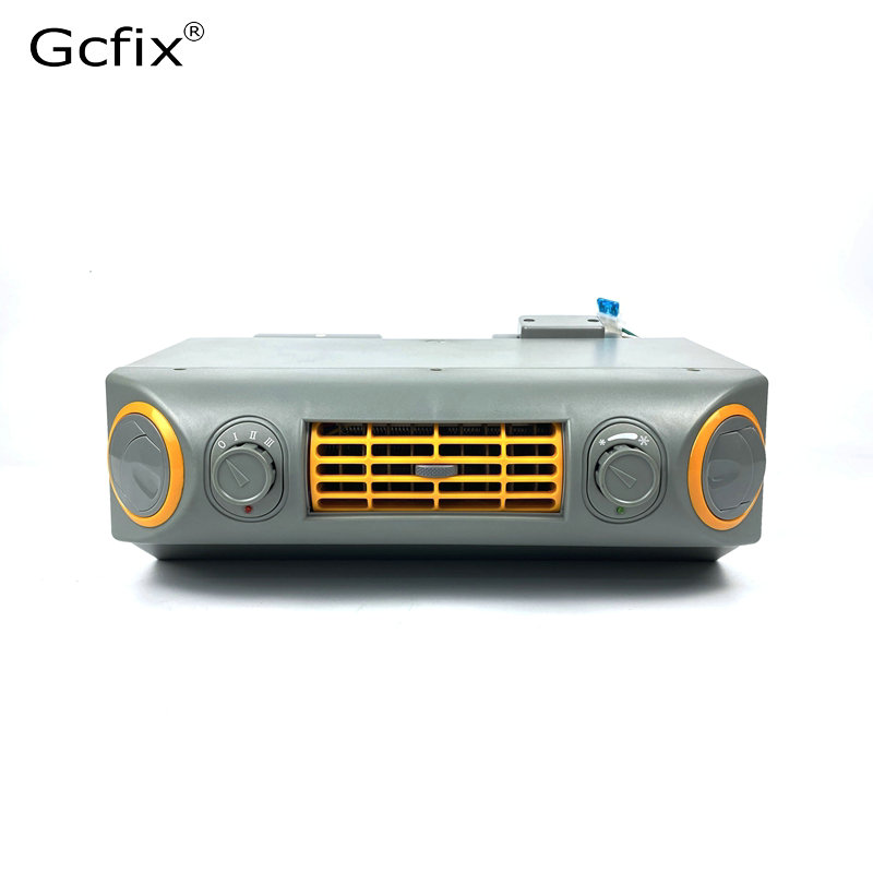 Universal Under Dash Compact AC Evaporator Unit Cool Only for Car Van Street Rod Hot Rod Classic Muscle Vintage Car image