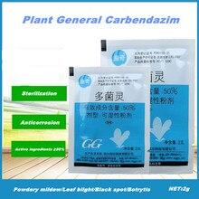 Sterilizing-Fertilizer Flower Plant Agricultural Garden Fungicide Carbendazim for 2g/Bag