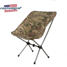 Emersongear Chair Tactical Folding Chair Camping Fishing Travel Outdoor Chair Portable Hunting Light Portable Camouflage Chair 2018 outdoor hunting camouflage tents bird watching photography tent shoot bird chair fishing folding chair