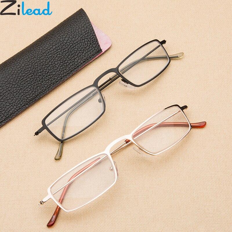 Zilead женские и мужские очки для чтения, ультралегкие очки из полимера с прозрачными линзами для пресбиопии + 1,0 + 1,5 + 2,0 + 2,5 + 3,0 + 4,0|Женские очки для чтения|   | АлиЭкспресс