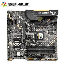 ASUS TUF B360M-PLUS GAMING S desktop motherboard LGA1151  DDR4  64G Micro-ATX цена и фото