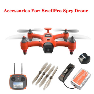 SwellPro Spry original Accessories 11.4V 2800mAh Battery R/C Propeller motor For SwellPro Spry Waterproof Drone