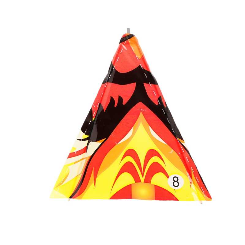 2 قطعة الملونة شريط مطاطي بالطاقة لعبة الطائر المحلق طاحونة مضحك الكلاسيكية لعبة للأطفال