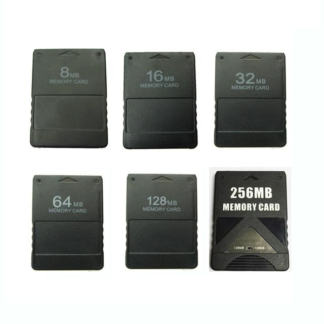 Tarjeta de memoria de alta velocidad para Sony PS2, para PlayStation 2, 8, 16, 32, 64, 128, 256MB